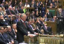 Hilary Benn House of Commons