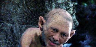 Erdogan - Smeagol - Gollum
