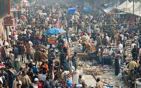 Poverty and population growth: lessons from our own past