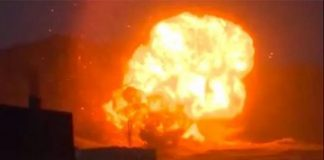 nuclear bomb middle east - syria