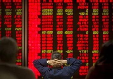 China crash