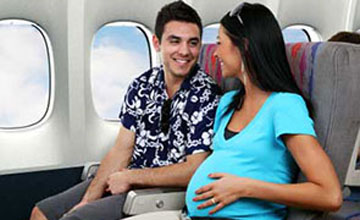 pregnant travel