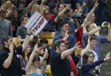 Trump-rally-salute