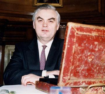 Lord Lamont Of Lerwick