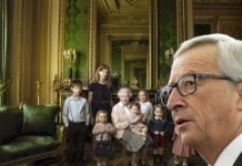 queen 90 juncker EU threat