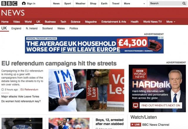 bbc impartial
