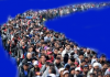 immigration train eu migrants