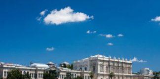 Bosphorus-Dolmabahce-Palace
