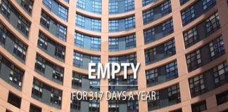 Strasbourg 1 empty