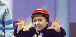 sturgeon fan-dabby-dozy