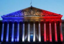post terrorist attack Nice colours