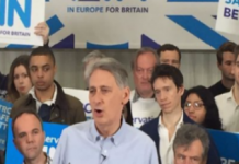hammond in campaign