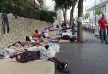 paris migrants