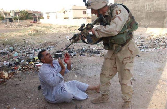 us brutality iraq