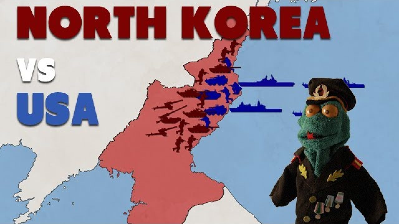 Experts North Korea Attack Is Not Ww3 Daily Squib