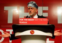 comrade corbyn manchester speech