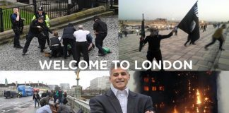 SADIQ KHAN LONDON MAYOR LABOUR