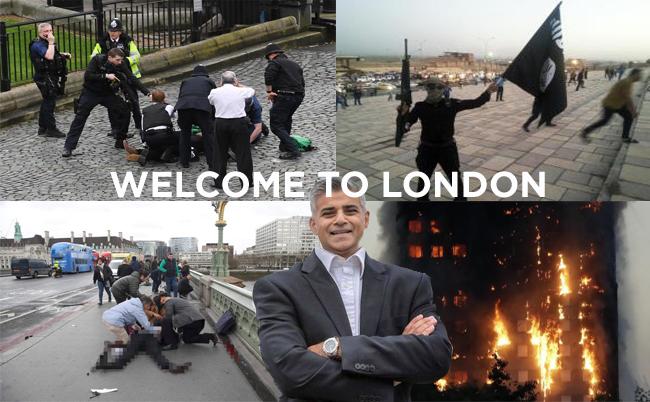 SADIQ KHAN LONDON MAYOR LABOUR