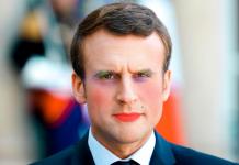 Macron makeup