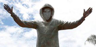 Trayvon+Martin+statue