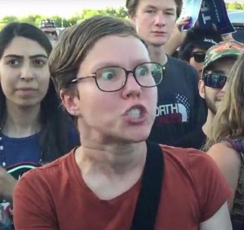 triggered feminist