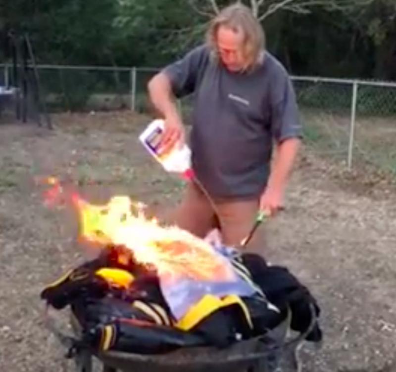 nfl fan burns gear
