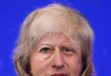 boris johnson theresa may tory conference