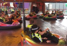 coppers dodgems police