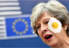 theresa may fried egg