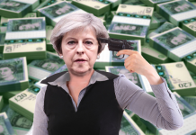 Theresa May BAD DEAL 60 BILLION EU RANSOM