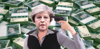 Theresa May BAD DEAL 60 BILLION EU RANSOM