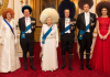 royal family afro photoshoot