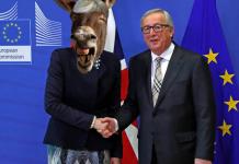 Donkey Britain Brexit