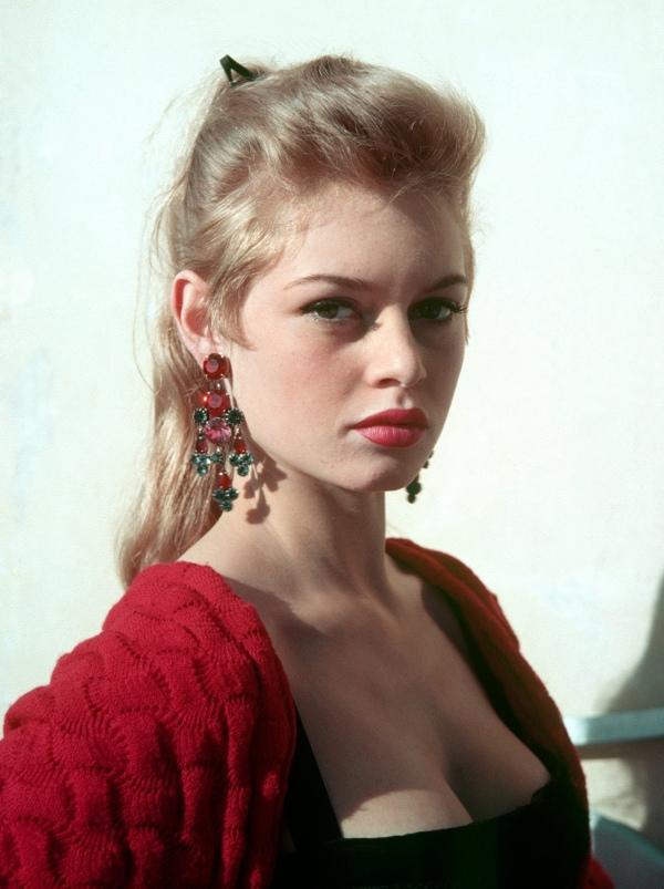And God Created Woman - Brigitte Bardot