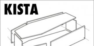 KISTA IKEA COFFIN