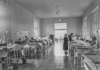 NHS hospital-ward-1950s -2017