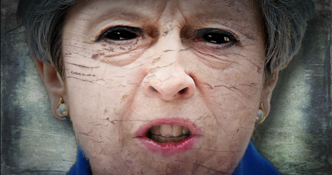 theresa may decay
