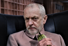 JEREMY CORBYN COMMIE SPY MARROW