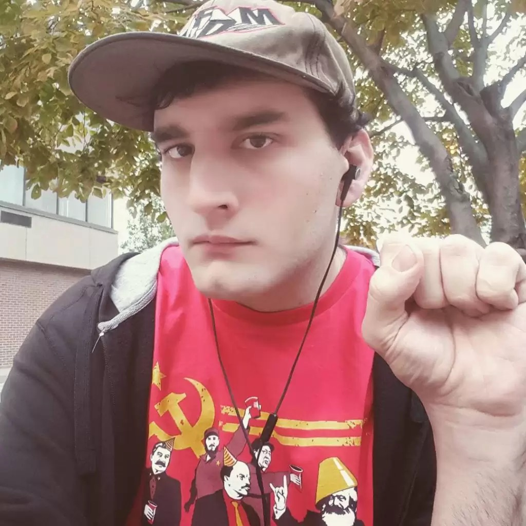 ANTIFA Shooter Kills 17 Trump Supporters At Florida High