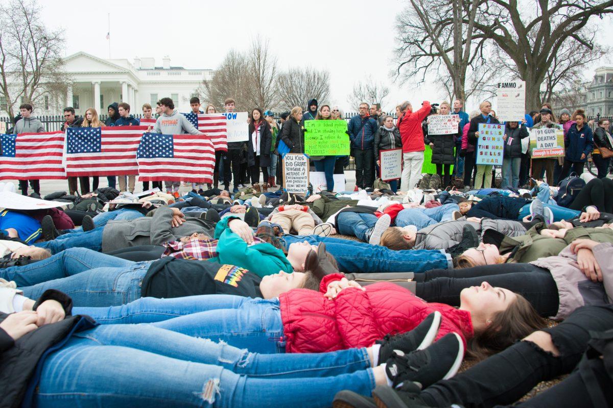 students gun control