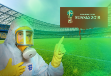 England World Cup Russia 2018