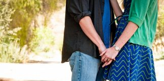 Hands Dating Couple Romance Engagement Love