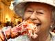 Buckingham- the queen - soul food - meghan markle