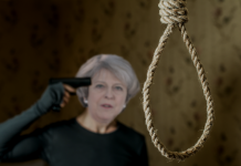 theresa may - the end