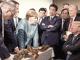 Donald Trump-g7-summit-table-shit