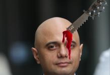 Sajid Javid Home Secretary zombie knives