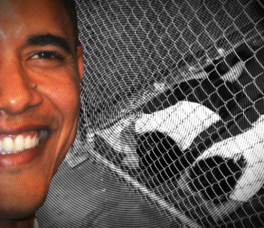 cages obama