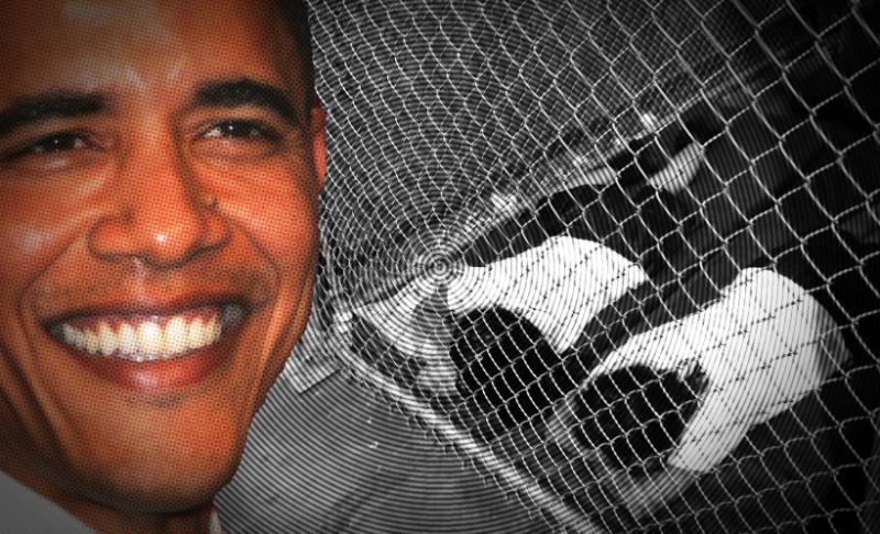 cages obama