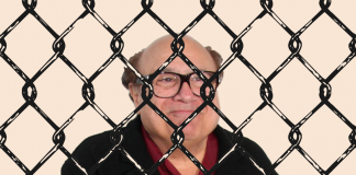celebrities in cages danny devito