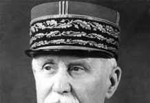 Philippe Pétain Vichy Government France WW2